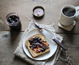 berries, coffee, and sweden image