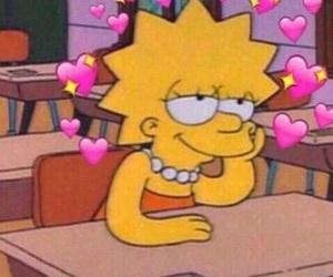 love, simpsons, and lisa image