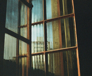 indie, sun, and window image
