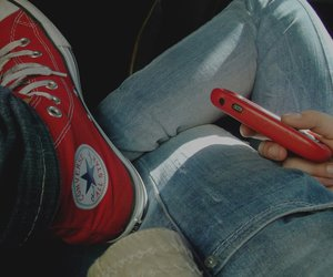 all star, blackberry, and converse image