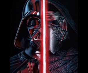 Anakin Skywalker, star wars, and the dark side image