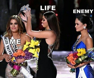 enemy, life, and me image