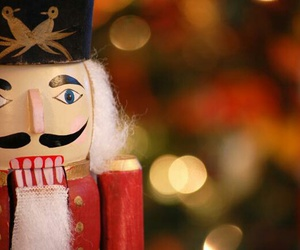 christmas, decorations, and the nutcracker image