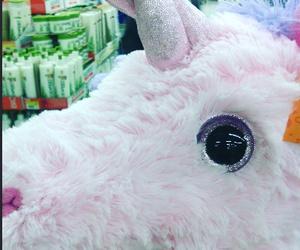 bitch, pink, and unicorn image