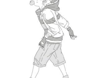 anime, hunter x hunter, and art image