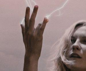 melancholia and hand image