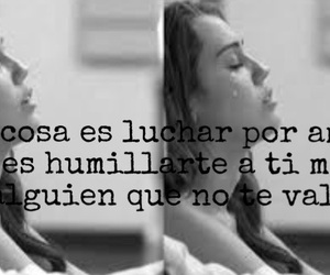 amor, frases, and luchar image