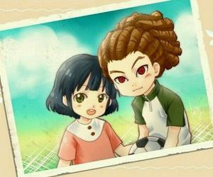 kidou yuuto and otonashi haruna image