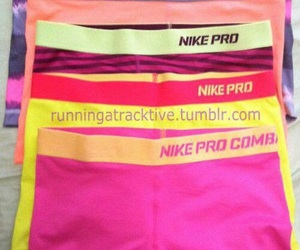 colorful, pro, and nike image