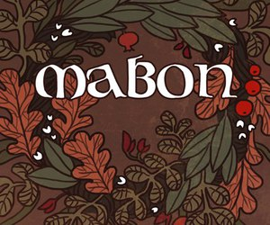 witch and mabon image