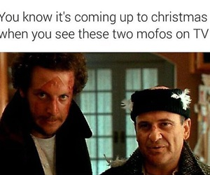 christmas, funny, and movie image