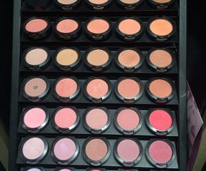 blush, mac, and makeup image