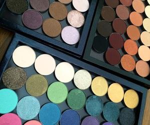 eyeshadow, mac, and makeup image