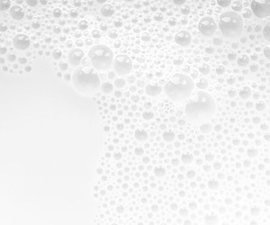 bubbles, milk, and minimalism image