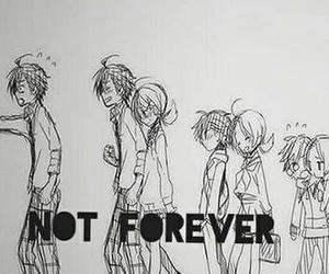 anime, love, and sad image