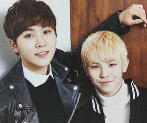 Seventeen, woozi, and seungkwan image