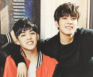 Seventeen, wonwoo, and s.coups image