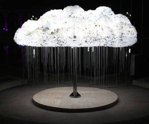 art, beautiful, and cloud image