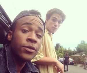 dylan sprayberry, teen wolf, and liam image