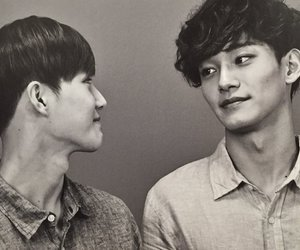 exo, Chen, and suho image