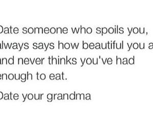 attention, beautiful, and grandma image