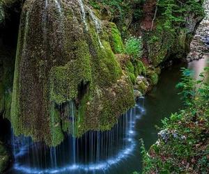 beautiful, waterfall, and românia image