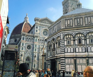 art, city, and florence image