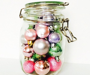 baubles, christmas, and december image