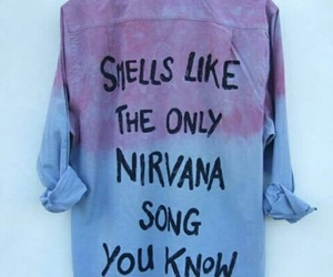 nirvana, grunge, and music image