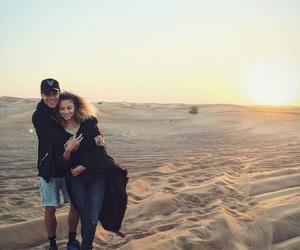 couple, gregory van der wiel, and Dubai image