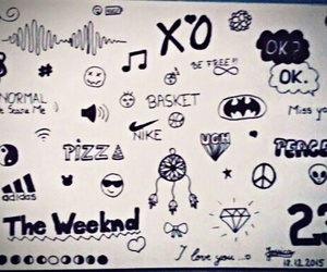drawings the weeknd life image