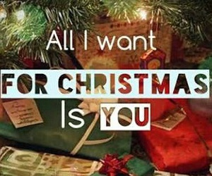 christmas is you image