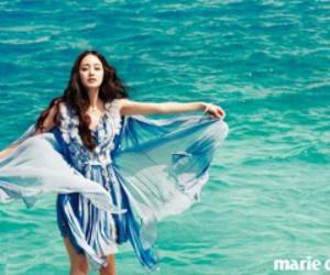 beautiful, girl, and kim tae hee image