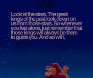 the lion king, quote, and simba image