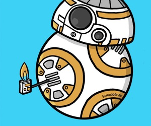 bb-8 and star wars image