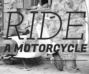 1, motorcycle, and things to do in life image