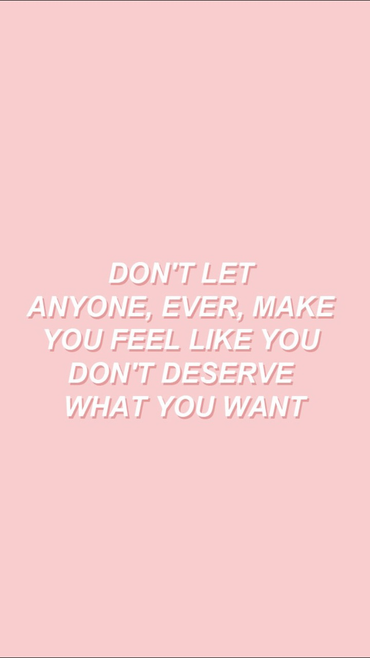 arial, pink, and quotes image