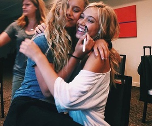 friends and blonde image