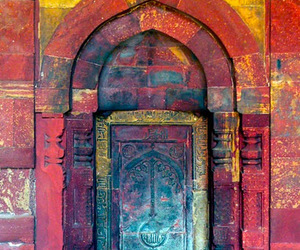 door and colors image