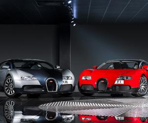 bugatti, car, and bugatti veyron image