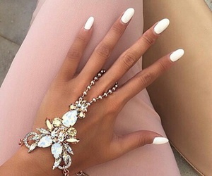 girl, ring, and beautiful image