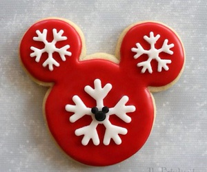 Cookies, christmas, and disney image