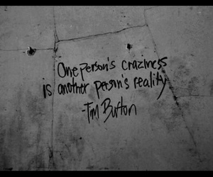 quote and timburton image