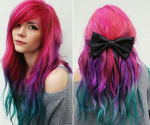 amazing, teen, and colorful image