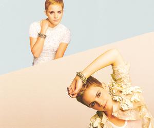 emma watson and girl image