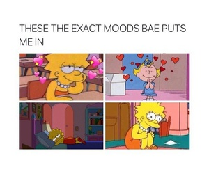 bae and mood image