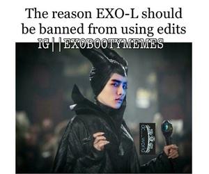 exo, meme, and lel image
