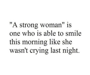 quotes, strong, and woman image