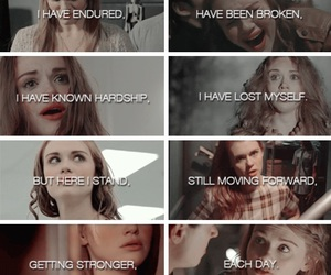 tw, lydia martin, and teen wolf image