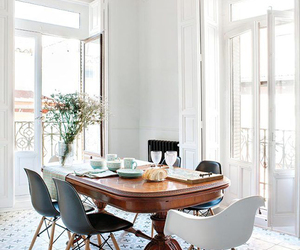 decor, space, and inspiration image